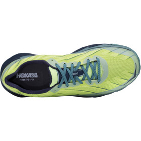 Hoka One One Torrent Running Shoes Men sharp green/chinos green